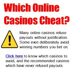 Live online casinos reviewed