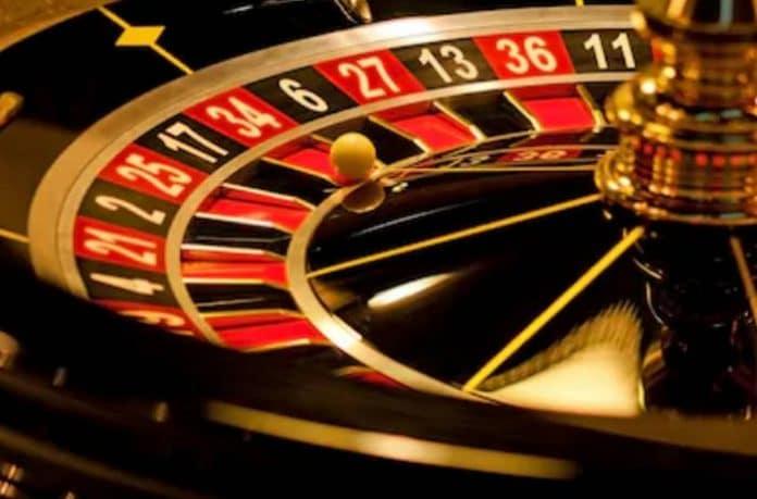 Biased roulette wheel