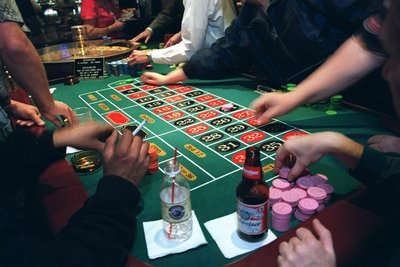 How To Cheat At Roulette