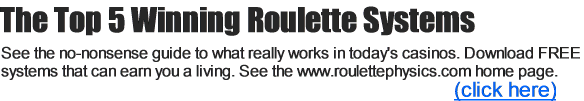 Best way to win money at roulette