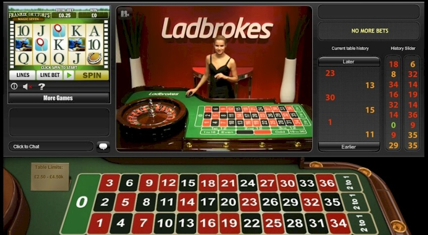 The Best Way to Win on Ladbrokes Roulette