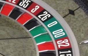 Image result for roulette wheel double zero