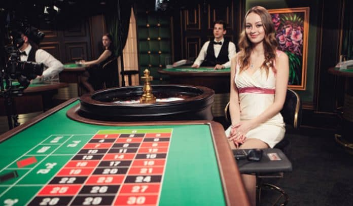Best online live dealer roulette