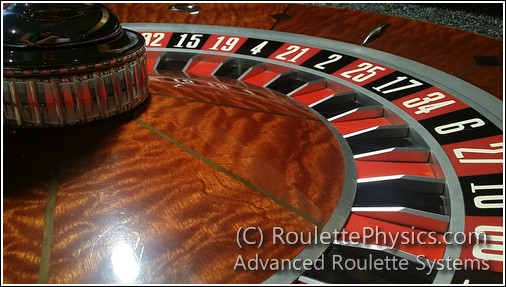 Roulette wheel rules