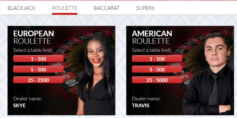 Best online casino for USA players.