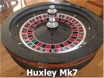 Huxley Mk7 wheel with Velstone ball track.
