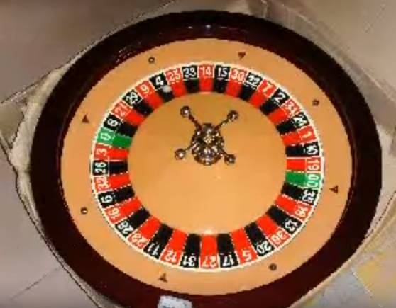 online casinos roulette rigged