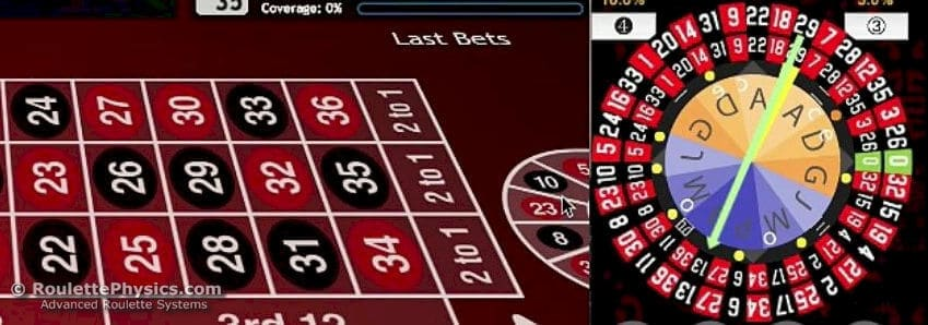 Predict roulette spins