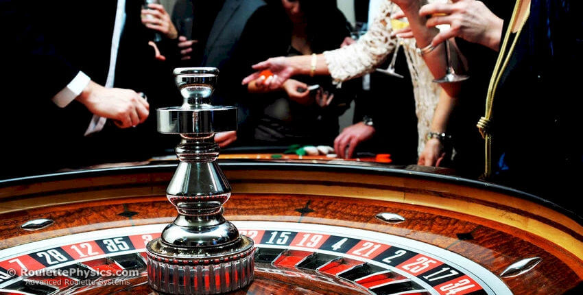 I will teach you how to make money using roulette playing poker in rome