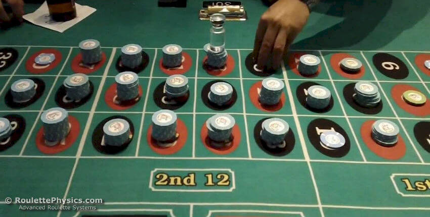 best roulette strategy casino