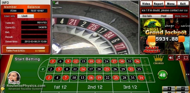 Winning Roulette System for Rapid Roulette