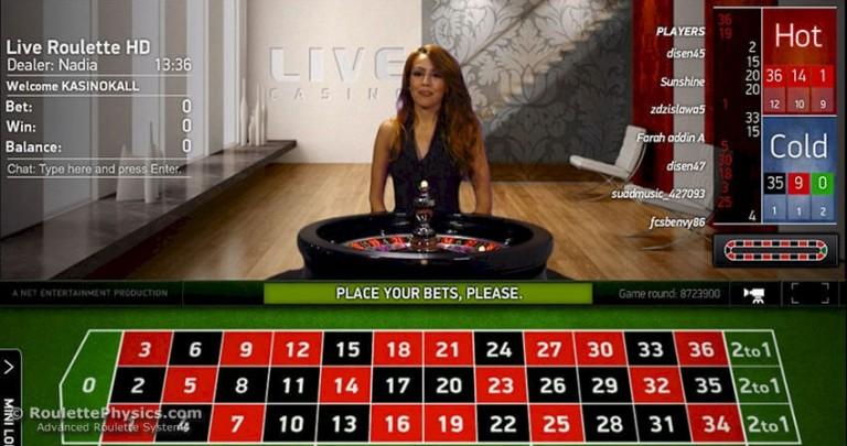 Best Winning Online Roulette Strategy