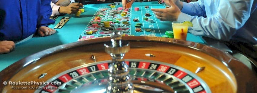 Roulette in Greece