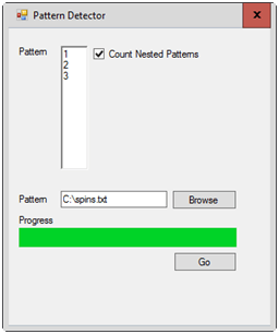 pattern-detector