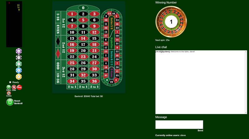 Best roulette betting software free under and over betting
