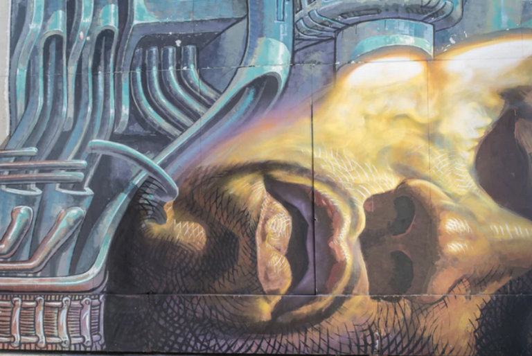 What Street Art is Popular in Egypt?
